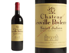 Ch�teau L�oville Poyferr� 2006 rouge, Second Grand Cru class� en 1855