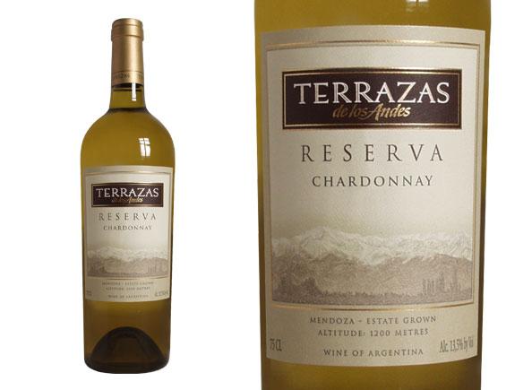 Terrazas De Los Andes Reserva Chardonnay Blanc 2006