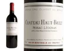 CHÂTEAU HAUT-BAILLY red 1999, Classified Growth of Graves