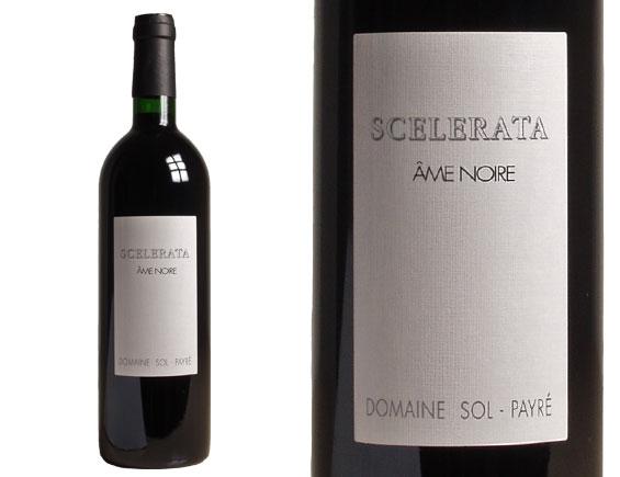 Cuvée Scelerata Ame Noire red 2003