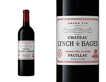 CHÂTEAU LYNCH-BAGES 1996 rouge, Cinquième Cru Classé en 1855