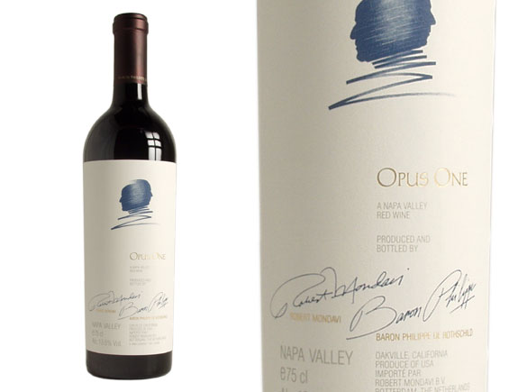 OPUS ONE rouge 2003