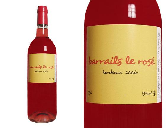 BARRAILS LE ROSE 2007