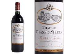 CHÂTEAU CHASSE-SPLEEN 1996