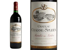 CHÂTEAU CHASSE-SPLEEN 1993 rouge