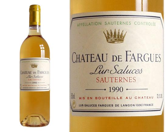 """Résultat de recherche d'images pour """"Château de Fargues 1990"""""""