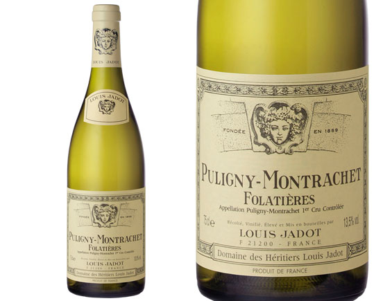 photo Louis Jadot Puligny-Montrachet 1er Cru