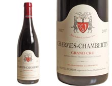 DOMAINE GEANTET-PANSIOT CHARMES-CHAMBERTIN 2007