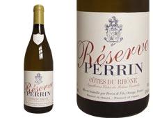 PERRIN RESERVE Côtes du Rhône Blanc 2008