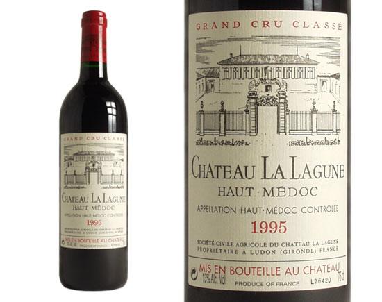 CHÂTEAU LA LAGUNE rouge 1995, Troisième Cru Classé en 1855