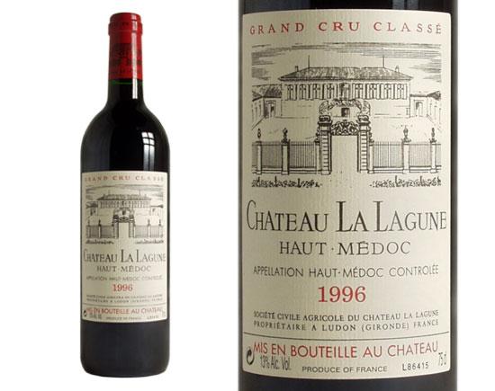 CHÂTEAU LA LAGUNE 1996