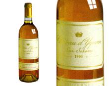CHÂTEAU D'YQUEM 1990
