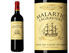 CH�TEAU MALARTIC-LAGRAVI�RE 2009 Rouge, Cru Class� de Graves
