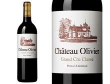 CHÂTEAU OLIVIER ROUGE 2009