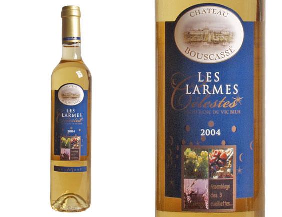 Château Bouscassé ''Larmes Célestes'' Pacherenc du Vic Bilh blanc doux 2004