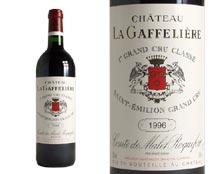 CHÂTEAU LA GAFFELIERE rouge 1996, Premier Grand Cru Classé