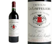 CHÂTEAU LA GAFFELIERE rouge 1997, Premier Grand Cru Classé