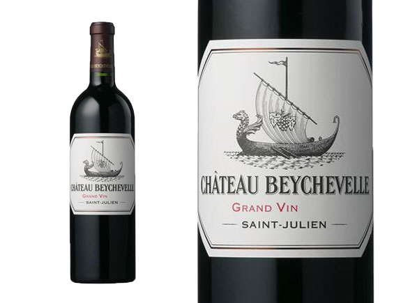 CHÂTEAU BEYCHEVELLE 2010